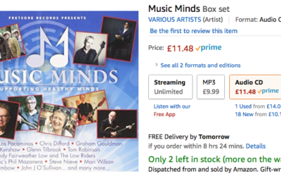 Music Minds at Amazon