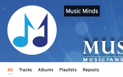Music Minds on Soundcloud