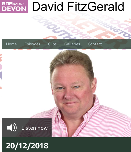 Henry Priestman talks 'Music Minds' on BBC Radio Devon